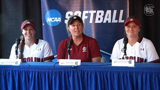 POST-GAME: Beverly Smith, Victoria Williams,  Mackenzie Boesel on St. Francis — 5/19/17
