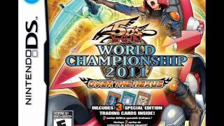 Yu-Gi-Oh! 2011: Over The Nexus NDS Duel Music 6 - Gatling Buster