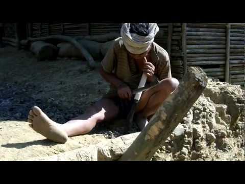 Mru Tribe Village Khera zhiri Banderban Bangladesh  7 of