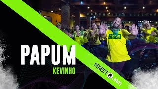 KEVINHO - PAPUM - coreografia STREET JAM - dance