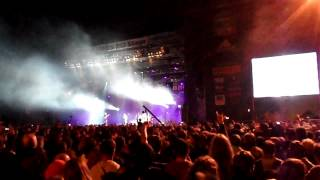 Sabaton - Ghost Division, Masters of Rock 2012