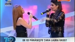 Laura Vass & Nofar Batat Israel   Sexy Miss Romania