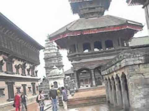 Bhaktapur Near Kathmandu Nepal.avi