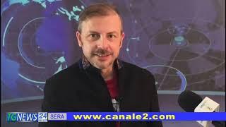 TG NEWS SERA LE NOTIZIE DEL 24 MAGGIO 2021 CANALE 2 DTT CANALE 297