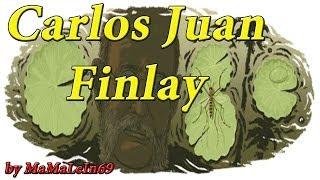 Carlos Juan Finlay mosquito Google Doodle
