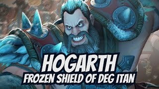 Hogarth - Hero Overview | Orcs Must Die! Unchained