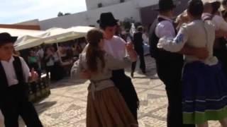 Rancho Folclórico de Ferreiras en Mercado Albufeira