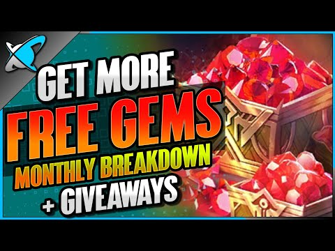 """How I Get MORE """"FREE GEMS"""" 