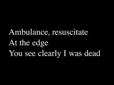 Resuscitation Of A Dead Man En Espanol de Thursday Letra y Video