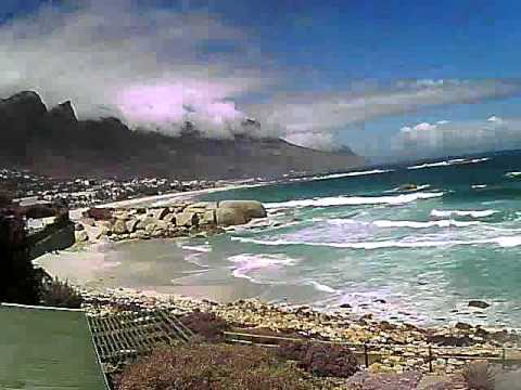 Timelapse Video – Glen Beach & Camps Bay – 19/10/2010