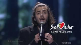 Promo: Salvador Sobral na final do Festival Eurovisão da Canção 2017| RTP