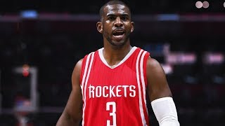 CHRIS PAUL TRADED TO THE ROCKETS!! CARMELO ANTHONY PLANS TO JOIN AND MAKE A BIG 3