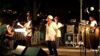 Sierra Leone Refugee All-Stars live at the LES Two Boots Festival