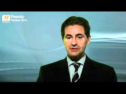 José Aguilar es galardonado con el Premio Manager Thinker 2011