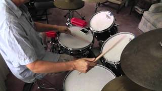 I Dream of Jeannie Drum Cover - Afro-Cuban