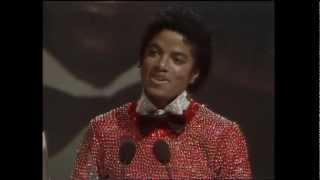 Michael Jackson Wins Favorite Soul/R&B Male Artist - AMA 1981