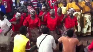 Dança do Tofo