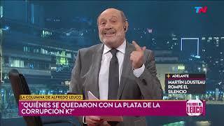 Martín Lousteau rompe el silencio   PALABRA DE LEUCO