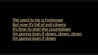 Fun house Lyrics Pink