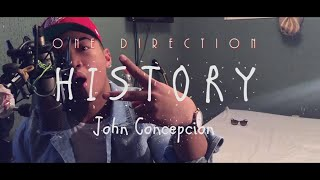 One Direction - History (Cover By John Concepcion)