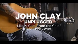 """John Clay """"Like a Coat From the Cold"""" Unplugged at Chicago Music Exchange"""