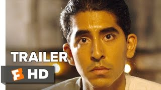 The Man Who Knew Infinity Official Trailer #1 (2016) - Dev Patel, Jeremy Irons Movie HD width=