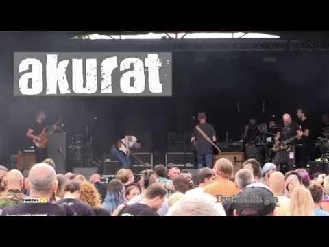 AKURAT - DYSKOTEKA GRA - Rock na Bagnie '18