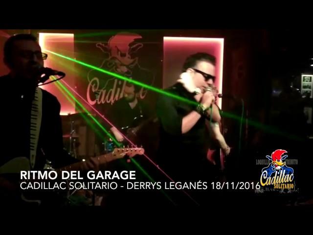 Vídeo de Cadillac Solitario en directo