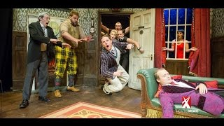 The Play That Goes Wrong in London