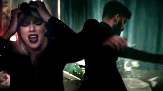 OMG! Taylor Swift and Zayn Malik 'I Don't Wanna Live Forever' Music Video is FINALLY Here!