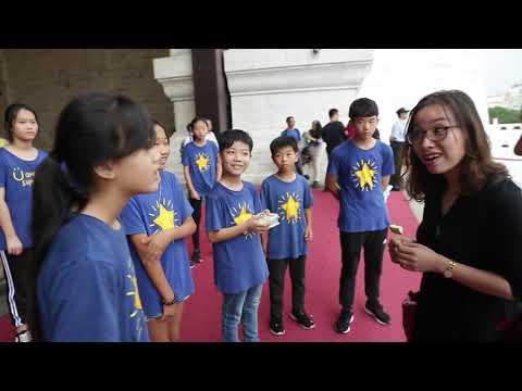 大莊國小六甲中正紀念堂英語介紹家鄉水果芭樂對話練習3 - YouTube