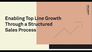 Structured Sales Processes