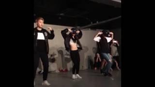 Bitch Better Have My Money - Rihanna / Mina Myoung Choreography (practice)