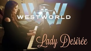 Westworld Opening Theme Piano Cover Extended Version