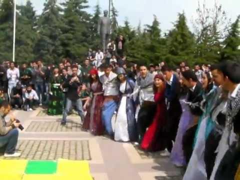 MERSİN ÜNİVERSİTESİ NEWROZ 2010