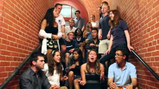 """Georgetown Saxatones- """"Hey Mama"""" (A Cappella Cover)"""