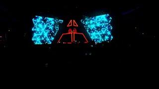 Eric Prydz EPIC 4.0 Daft Punk Tribute Live at Hollywood Palladium