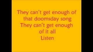 The next day - Lyrics, testo - David Bowie