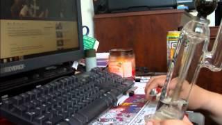 Smoking weed to the Gorillaz