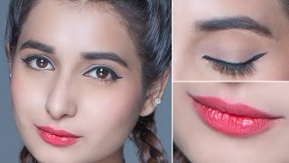 Everyday College Makeup Tutorial - Easy and Affordable Makeup for Beginners | Glamrs.com