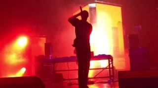 Vince Staples - Fire (Live at the III Points Festival on 10/7/2016)
