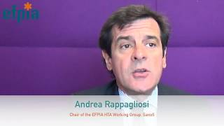 What Does Health Technology Assessment Mean for the Pharmaceutical Industry? Andrea Rappagliosi