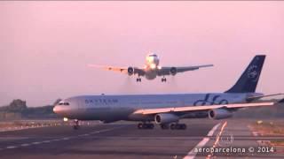 Piloto evita acidente de avião na Espanha. Incrível! - 05/07/14