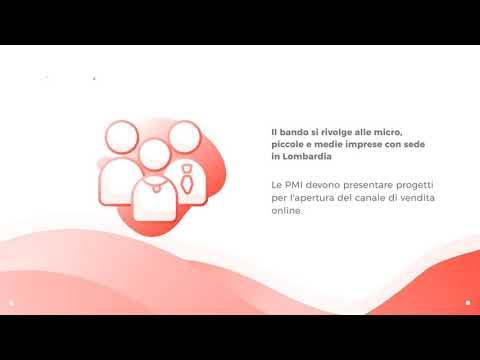 Bando Unioncamere Lombardia: contributi per l'E-commerce