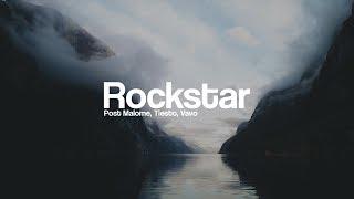 Post Malone ft. 21 Savage - Rockstar (VAVO Remix) [Bass Boosted]