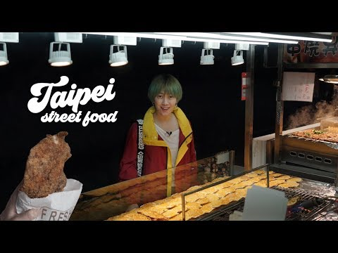 Download Video TAIPEI STREET FOOD #02