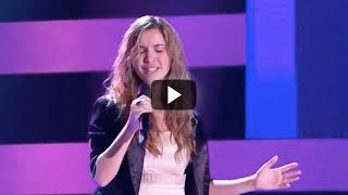 Chica Ciega Se Presenta A Un Concurso De Talentos Y Deja A Todo El Publico Llorando