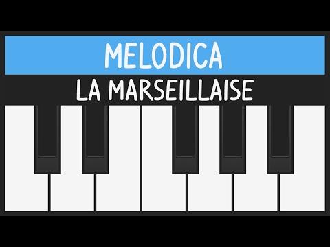 Comment jouer La Marseillaise au Mélodica
