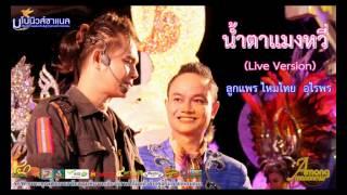 น้ำตาแมงหวี่ (Live Version) ลูกแพร ไหมไทย อุไรพร