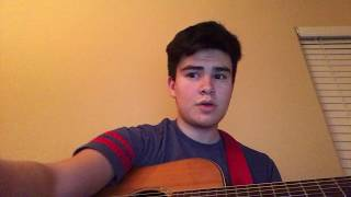"""""""Nothing Without You"""" by The Weeknd (Acoustic cover) video Josh Flores"""